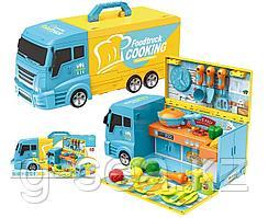 """OS: Игр.н-р грузовик """"Пикник"""", 33 предмета"""