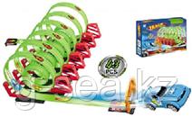 "Global Toys: ""Трек"" + 2 машинки, 43 пр."