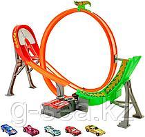 Hot Wheels: Action. Игровой набор Безумный форсаж