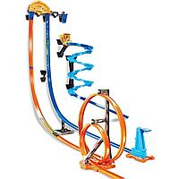 Hot Wheels: Track Builder. Игровой набор Гонки по вертикали, фото 1