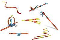 Hot Wheels: Track Builder. Игровой набор Крутой поворот, фото 1