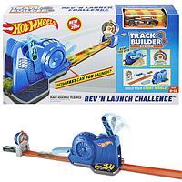 Hot Wheels: Track Builder. Игровой набор Пусковой механизм, фото 1