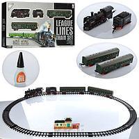 Rail King: Набор пассажирский поезд (3 вагона)