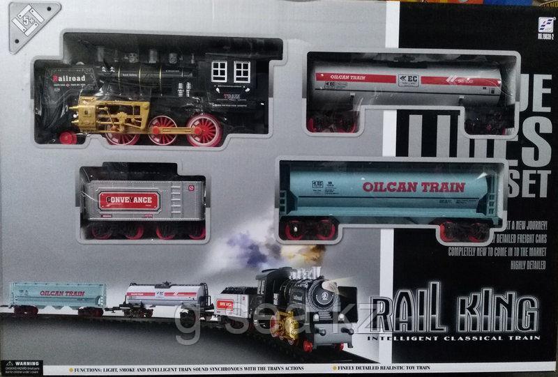 Rail King: Ретро поезд (3 вагона), серия B