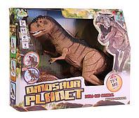 Dinosaur Planet: Динозавр Р/У со светом и звуком Вид 1, фото 1