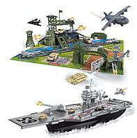 """OS: Игр.н-р """"Авианосец"""" + Военная база"""