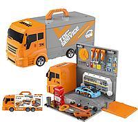 """OS: Игр.н-р грузовик """"Инструменты"""", 36 предметов"""