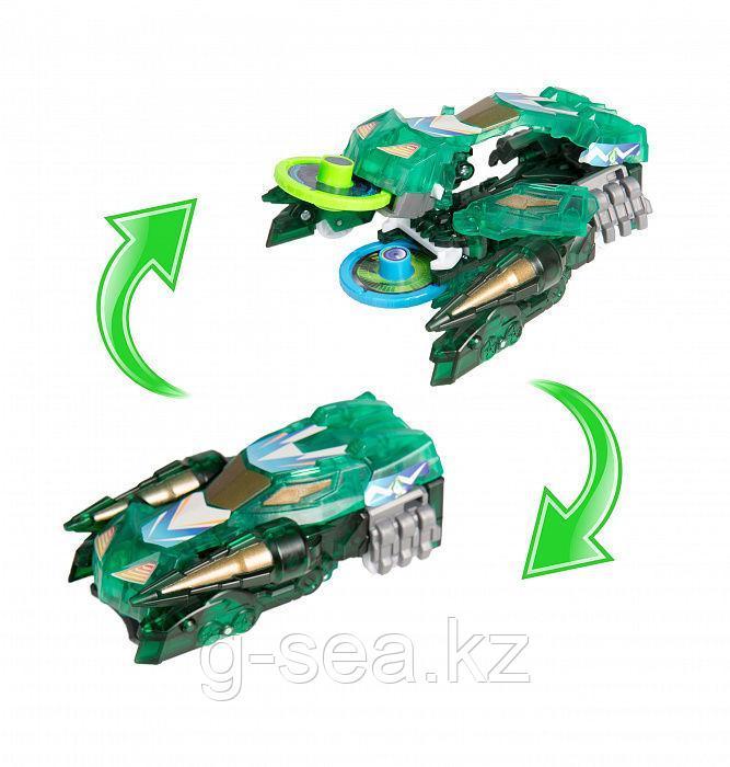 Screechers Wild: Машинка-трансформер Скорпиодрифт л3 - фото 1