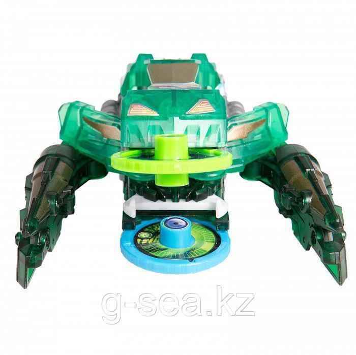 Screechers Wild: Машинка-трансформер Скорпиодрифт л3 - фото 2