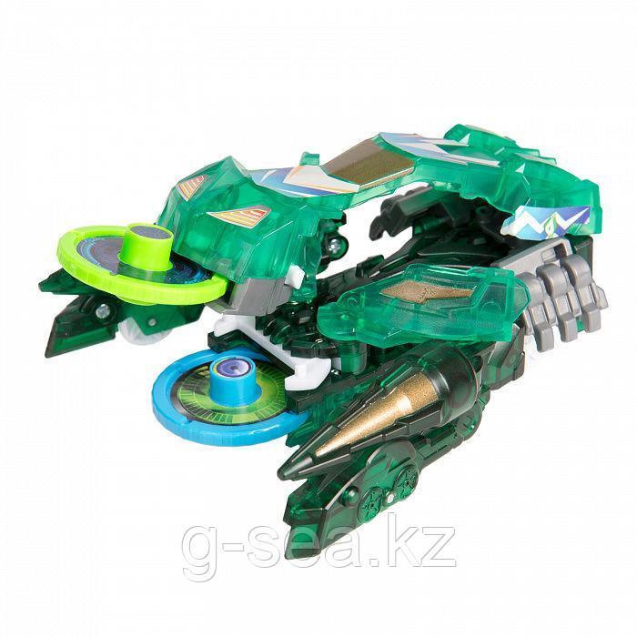 Screechers Wild: Машинка-трансформер Скорпиодрифт л3 - фото 4