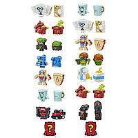 Transformers: BotBots. Игровой набор 8 трансформеров из Садовой команды