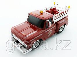 Wangfeng: 1:16 р\у машина со светом и звуком Police Pickup (MK8129B)