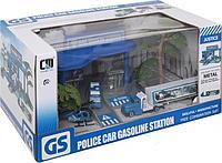 GS: Игровой набор Автозаправка Police