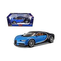 BBURAGO: 1:18 Bugatti Chiron, в асс.