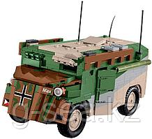 COBI: Штабной бронеавтомобиль ROMMEL'S MAMMUT, 740 дет.