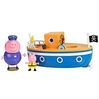 """Peppa Pig: Игр. наб. для ванны """"Корабль дедушки Пеппы"""""""