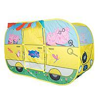 Peppa Pig: Игр.палатка кемпинг.