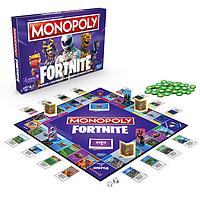 Hasbro: Монополия Fortnite