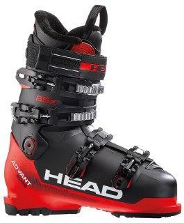 Горнолыжные ботинки HEAD Advant EDGE 85 X Black/Red