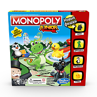 Hasbro: Монополия Junior