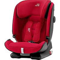 Britax Roemer: Автокресло Advansafix IV R Fire Red Trendline (9-36кг) 9м+