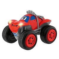 """Chicco: Машинка """"Билли большие колеса"""" красный 2г+"""