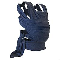 Chicco: Переноска-слинг Boppy Comfyfit Blue син.