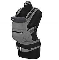Cybex: Рюкзак-переноска CBX My.GO Comfy Grey