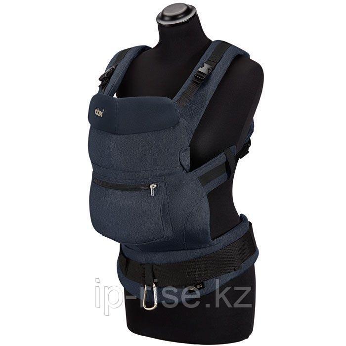 Cybex: Рюкзак-переноска CBX My.GO Jeansy Blue