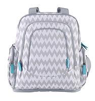 Konig Kids: Сумка-рюкзак для мамы 3 отделения+доп.секция