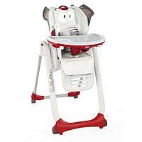 Chicco: Стульчик для кормления Polly 2 Start Baby Elephant 4w
