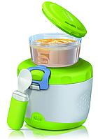 Chicco: Термо-контейнер для хранения питания Easy Meal System 6+