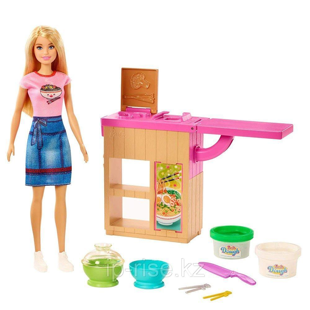 Barbie: Карьера: Кукла Barbie Домашняя паста - фото 1