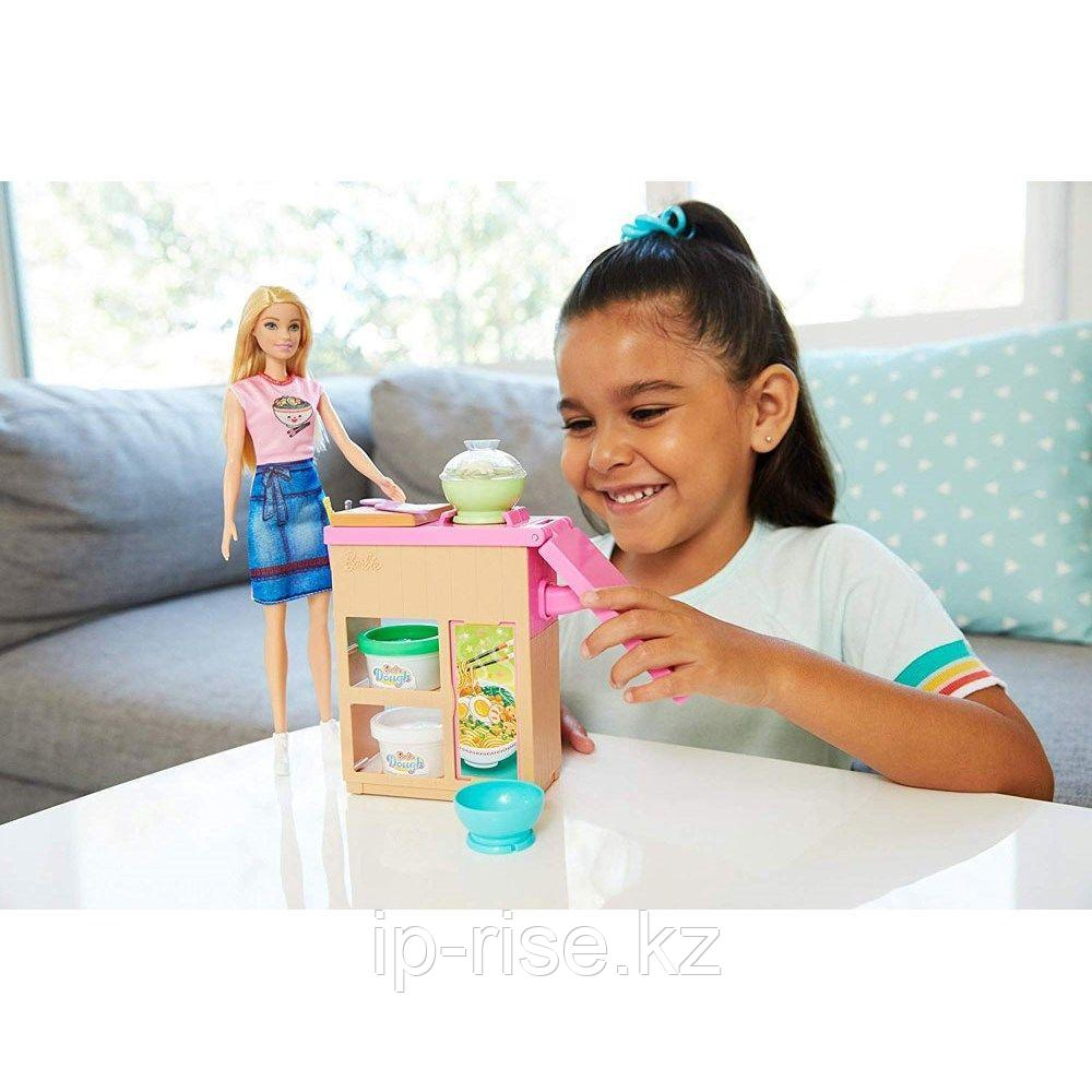 Barbie: Карьера: Кукла Barbie Домашняя паста - фото 7