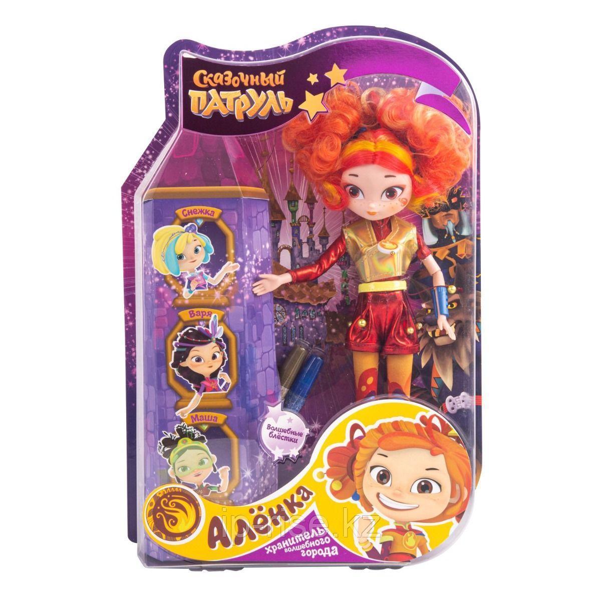 Сказочный патруль: Кукла Аленка, серия Magic New - фото 4