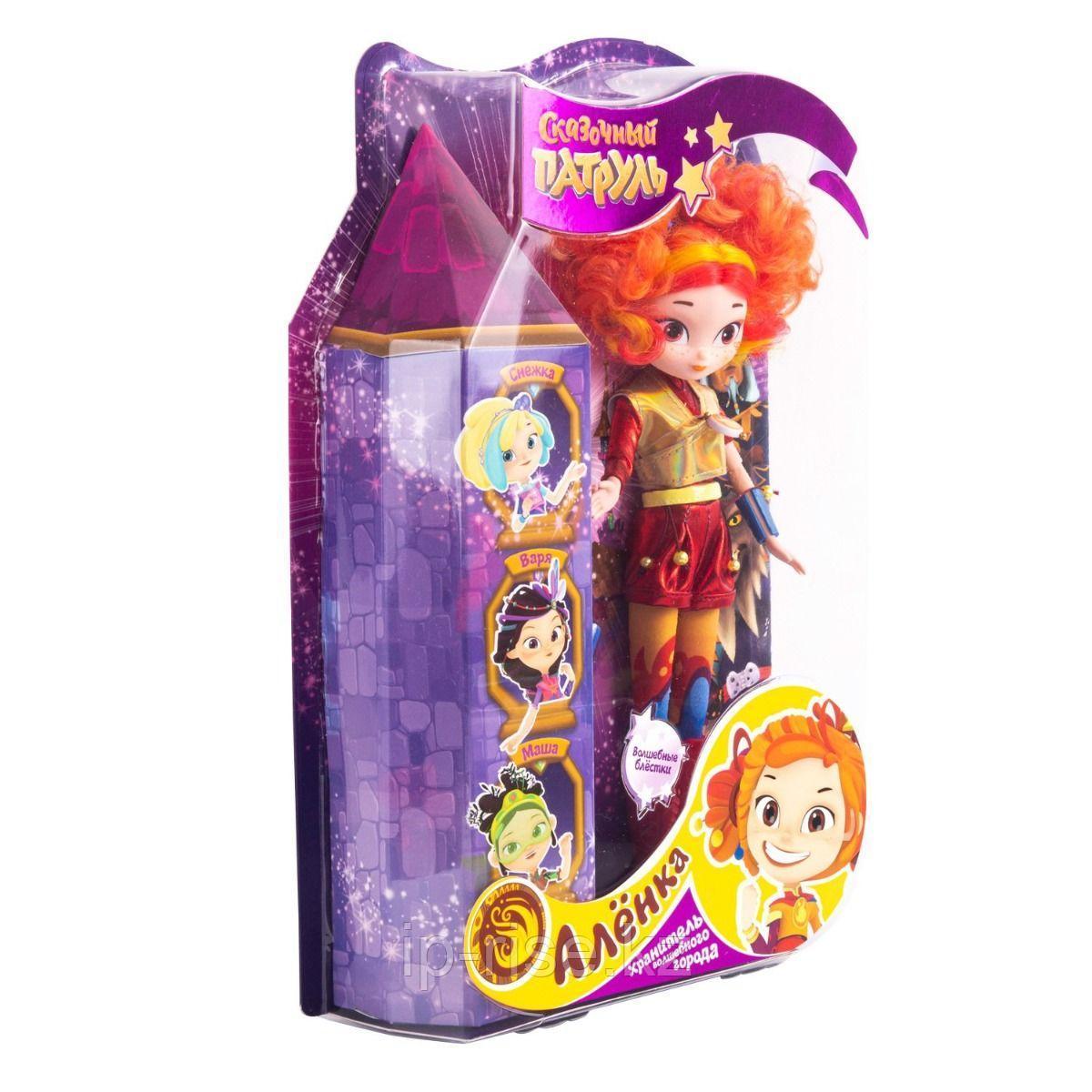 Сказочный патруль: Кукла Аленка, серия Magic New - фото 5