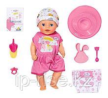 BABY born: My Little BABY born Нежное прикосновение Девочка, 36 см, кор.