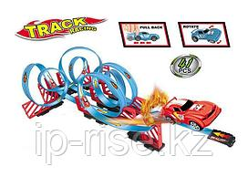 "Global Toys: ""Трек"" + 2 машинки, 41 пр."