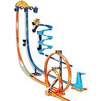 Hot Wheels: Track Builder. Игровой набор Гонки по вертикали