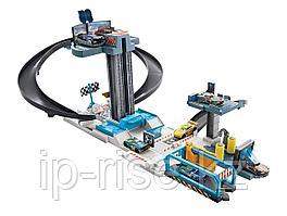 Cars: Игровой набор Гоночный центр RUSTEZE
