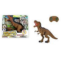 Dinosaur Planet: Игрушка Р/У Динозавр со светом и звуком