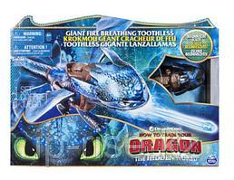 Dragons: Огнедышащий Беззубик