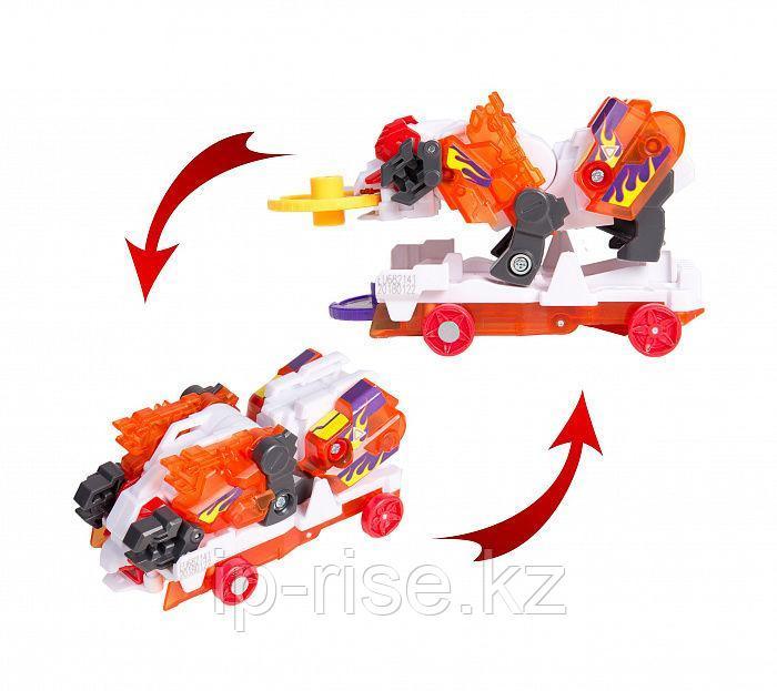 Screechers Wild: Машинка-трансформер Стормхорн л3 - фото 1