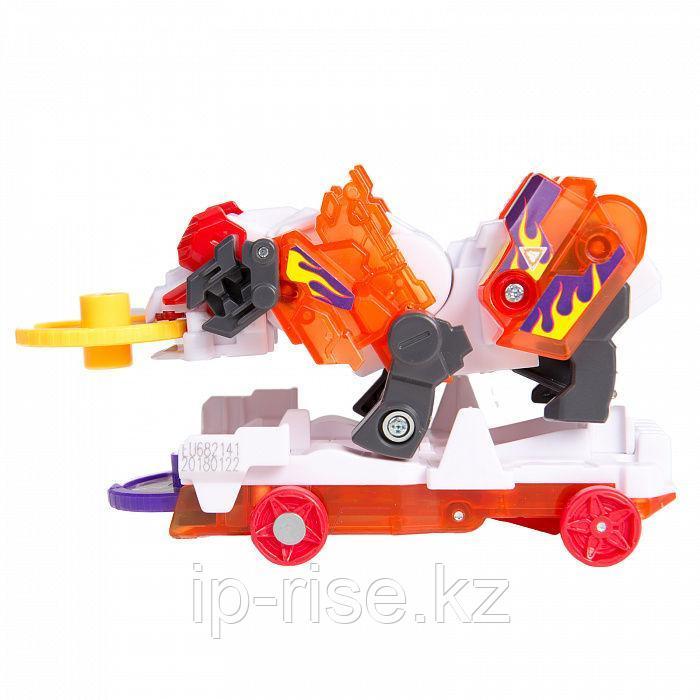 Screechers Wild: Машинка-трансформер Стормхорн л3 - фото 3