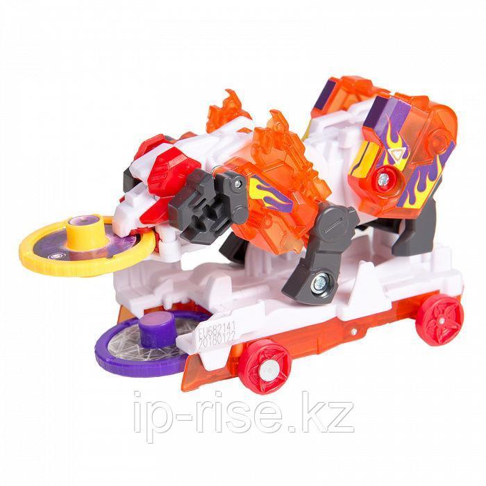 Screechers Wild: Машинка-трансформер Стормхорн л3 - фото 4
