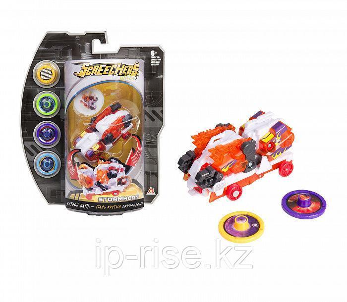 Screechers Wild: Машинка-трансформер Стормхорн л3 - фото 5