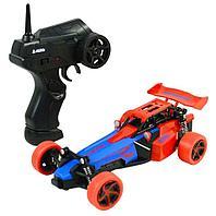 HB: 1:24 р\у гоночная машина, красный/синий