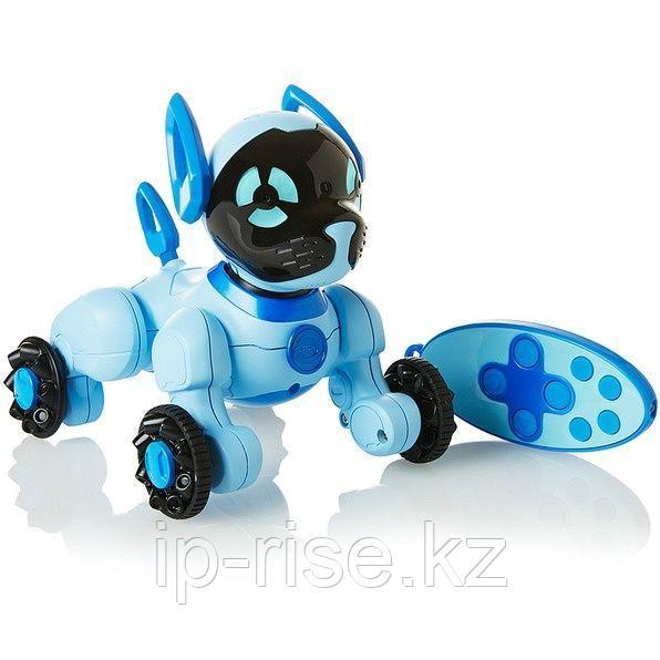 "WowWee: Робот ""Чиппи"" голубой"