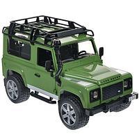 Bruder: Внедорожник Land Rover Defender