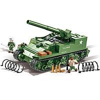 COBI: Самоходная артиллерийская установка M12 GMC, 560 дет., фото 1